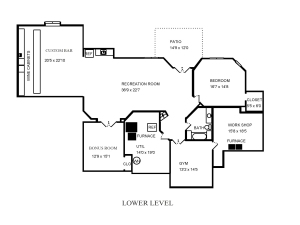 floor plan 3 solitude