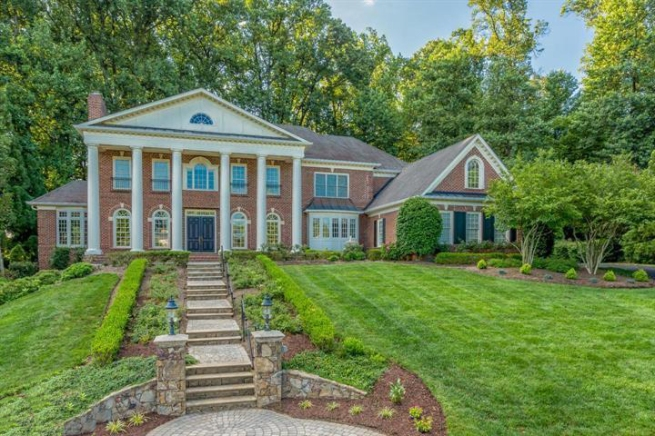 7787 Glenhaven Ct Front